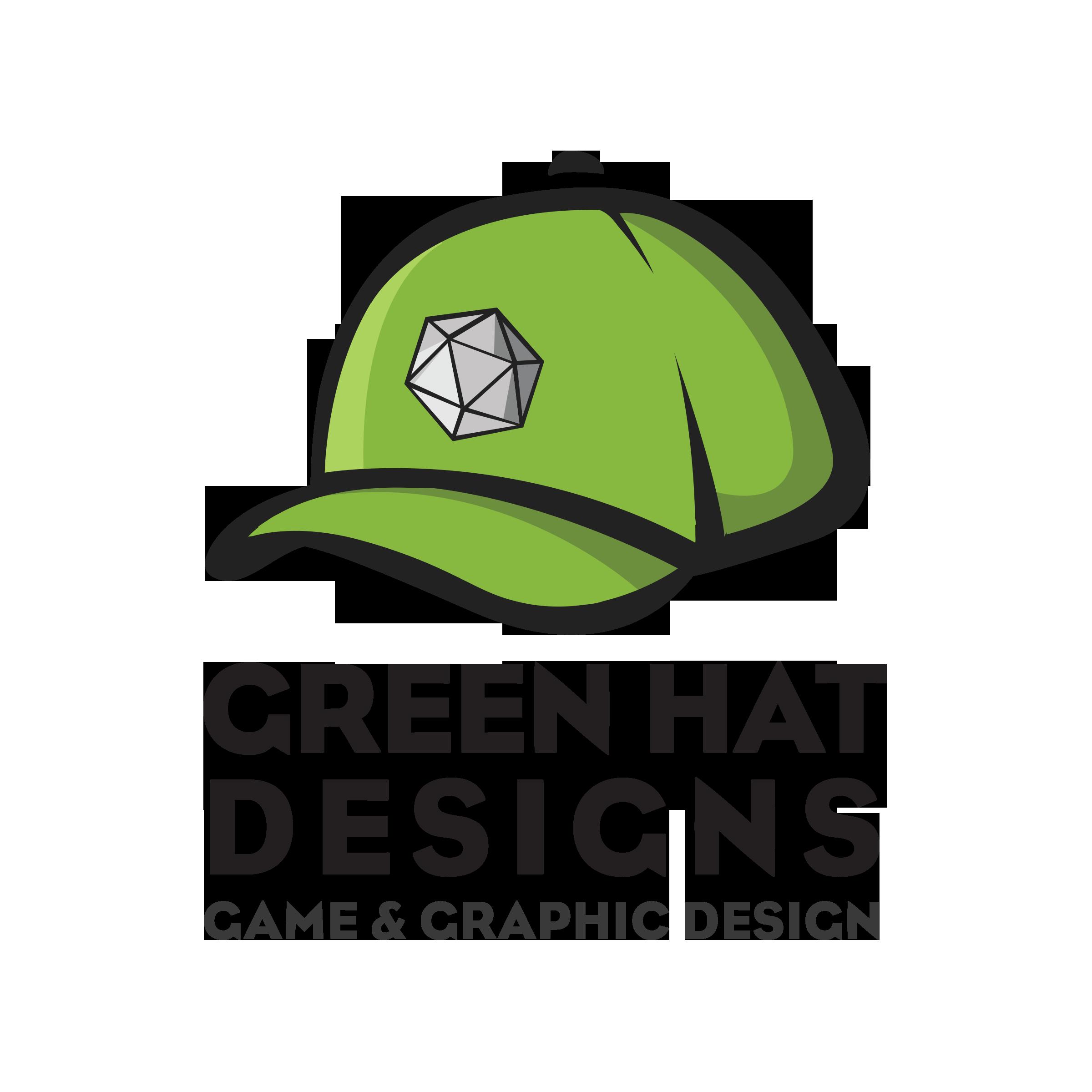 Green Hat Designs